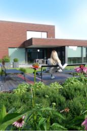 particulier - uitnodigende tuin