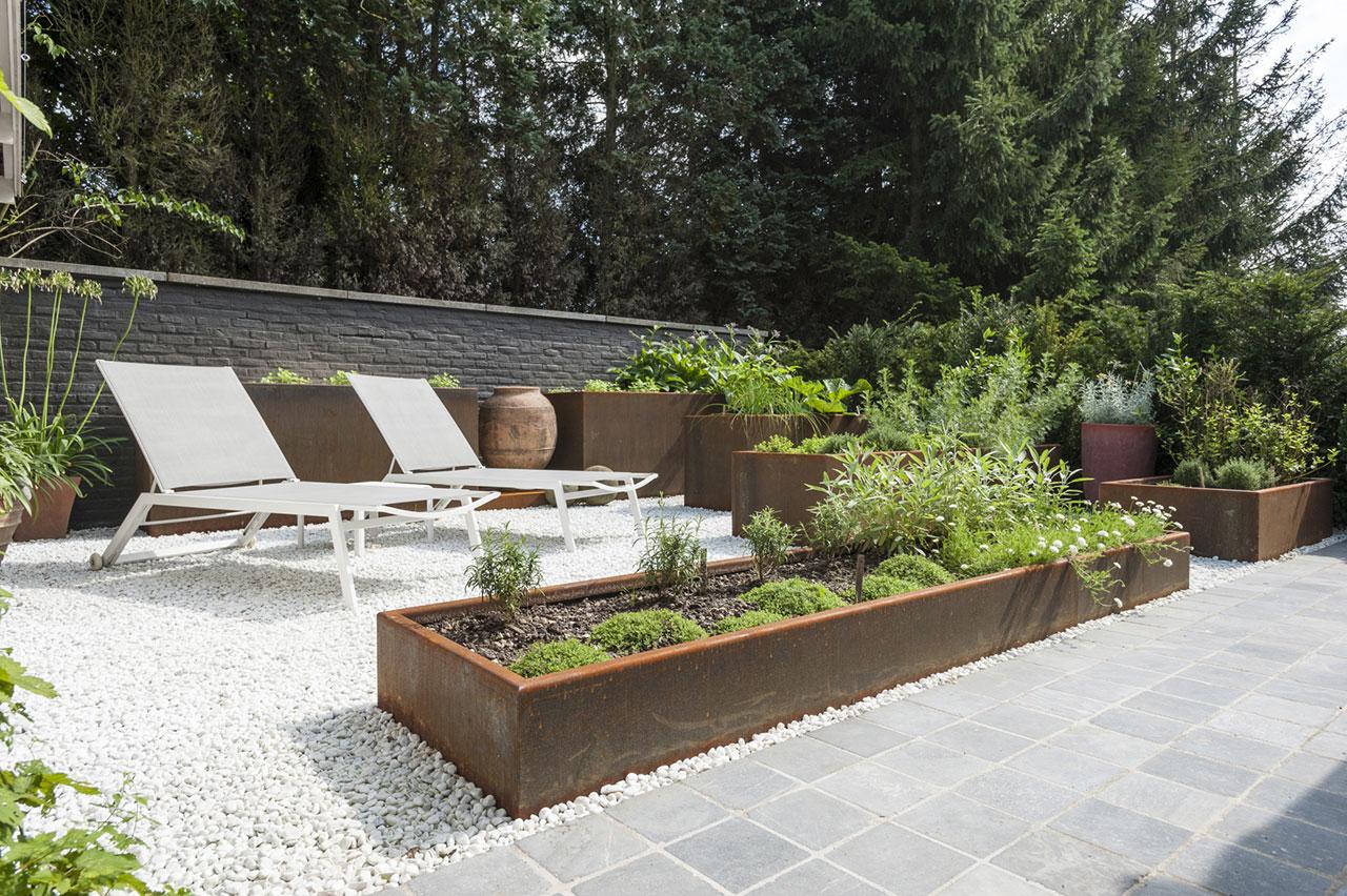 Eetbare tuin ontwerpen for Tuinontwerp eetbare tuin