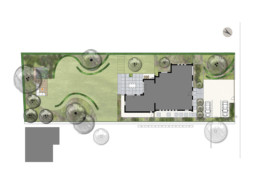 particulier - hedendaagse tuin - ontwerp